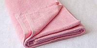 Полотенце розовое Турция 70х140 плотность 420