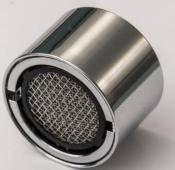 Антивандальный аэратор, расход воды 1,7 л/мин