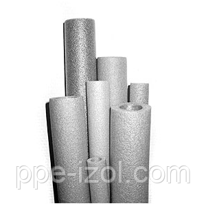 Изоляция для труб 28мм/диаметр, 6мм/толщина стенки, утеплитель для труб, изоляция трубная