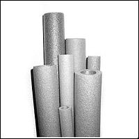 Изоляция для труб 28мм/диаметр, 6мм/толщина стенки, утеплитель для труб, изоляция трубная, фото 1