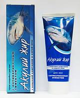 Оригинальный Акулий жир - крем для ног от варикоза с Конским каштаном и Корой ивы 75 мл