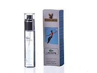 Мини парфюм мужской с феромонами Lacoste Essential Sport (Лакоста Эссеншиал Спорт) 45 мл