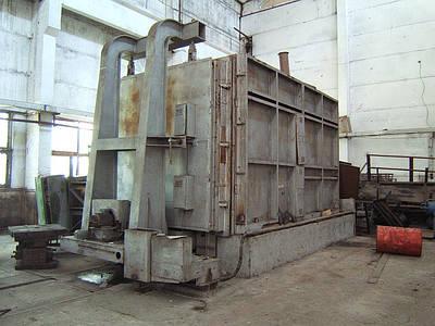 Промышленные печи для термообработки сталей и сплавов