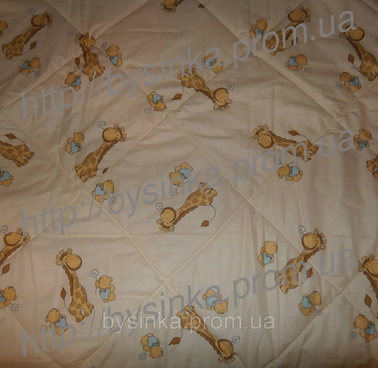 Одеяло-плед легкое, стеганное