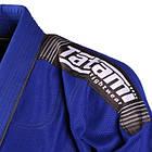 Кимоно для Бразильского Джиу Джитсу TATAMI Nova Plus Синее + Белый пояс в комплекте, фото 3