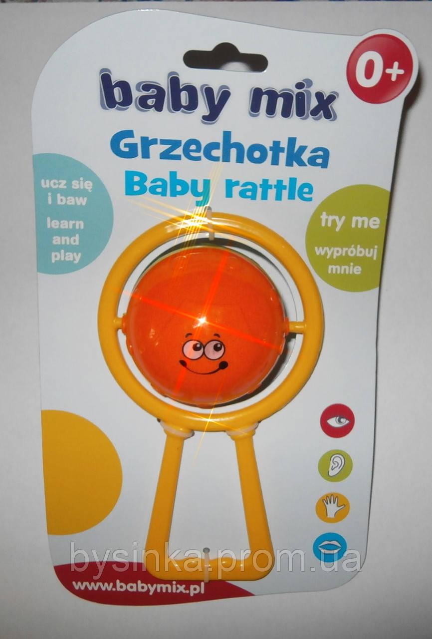Музыкальная развивающая погремушка BabyMix Art. 115 А