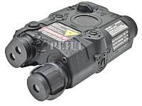 Бокс для страйкбольного аккумулятора VFC AN/PEQ-15 черный
