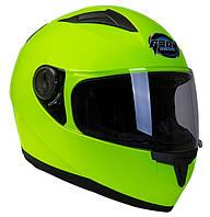 Шлем GEON 968 Интеграл Lemon-Green