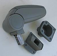 Geely MK подлокотник ASP серый виниловый