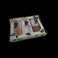 Набор кухонных полотенец Lotus Coffe 101