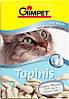 Витамины для кошек Топинис (Topinis) мышки с таурином и молоком, 190 шт.