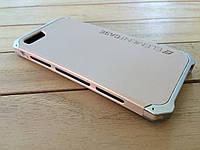 Чехол-накладка Element Case Solace Gold для iPhone 5/5S в фирменной упаковке