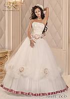 Свадебное платье модель 606