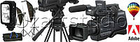 Курсы видеомонтажа; обучение видеомонтажу, Одесса, область