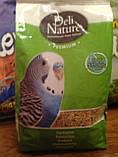 Корм для хвилястого папугу Deli Nature 1 кг (Преміум), фото 3