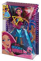 "Кукла Barbie in Rock 'N Эрика из м/ф ""Барби: Рок-принцесса"" (CMT18), фото 1"