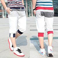 Модные мужские бриджи (2 цвета)