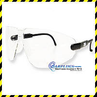 Очки для стрельбы 3M Peltor Professional 97100, прозрачные линзы, USA.