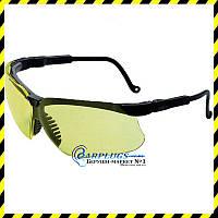 Очки для стрельбы Howard Genesis R-03571, жёлтые линзы, USA.