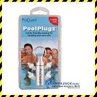 Беруши для плавания Proguard Poolplugz (для детей и взрослых), Англия.