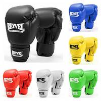 Боксерские перчатки REYVEL винил 8 oz