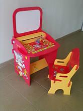 Детские парты, столики