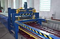 Линия для производства металочерепицы Диамант БудМаш Польша, фото 1