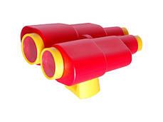 Бинокль большой пластиковый для детской площадки, фото 3
