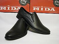 Обувь мужская кожаная класика Mида