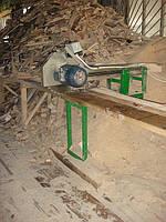 Торцовочный станок бу ЦП-4 Явир 2010 г. выпуска. 3 кВт, сечение 850*450мм, фото 1