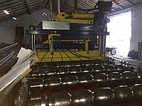 Линия для производства металочерепицы Диамант БудМаш Польша