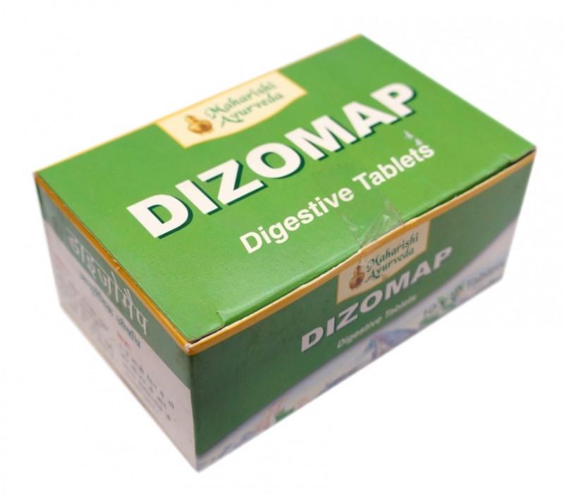 Дизомап - улучшение пищеварения, Dizomap (100tab)