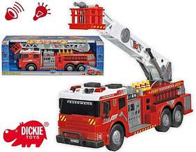 Пожарная машина интерактивная Dickie 3719003