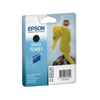 Картридж струйный Epson для Stylus Photo R200/R340/RX620 Black (C13T048140)