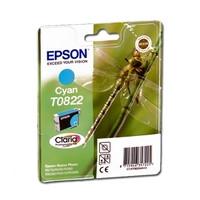 Картридж струйный Epson для Stylus Photo R270/T50/TX650 Cyan (C13T11224A10)
