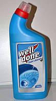 Очиститель Well Done для туалета с ароматом океана 750 ml