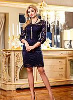 Платье вечернее Гипюр №1172,скл№2