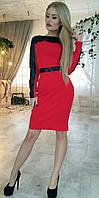 Платье весеннее 13- 1036