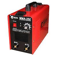 Инверторная сварка EDON ММА-250 mini в кейсе