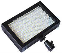 Биколорный светодиодный свет LED-216C + ДУ, 3200K-5600K.
