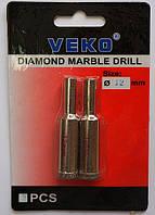 Сверло алмазное кольцевое VEKO 12*65мм