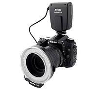 Макро вспышка, универсальная Meike FC-100 Canon, Nikon, Sony