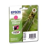 Картридж струйный Epson для Stylus Photo R270/T50/TX650 Magenta (C13T08234A10)