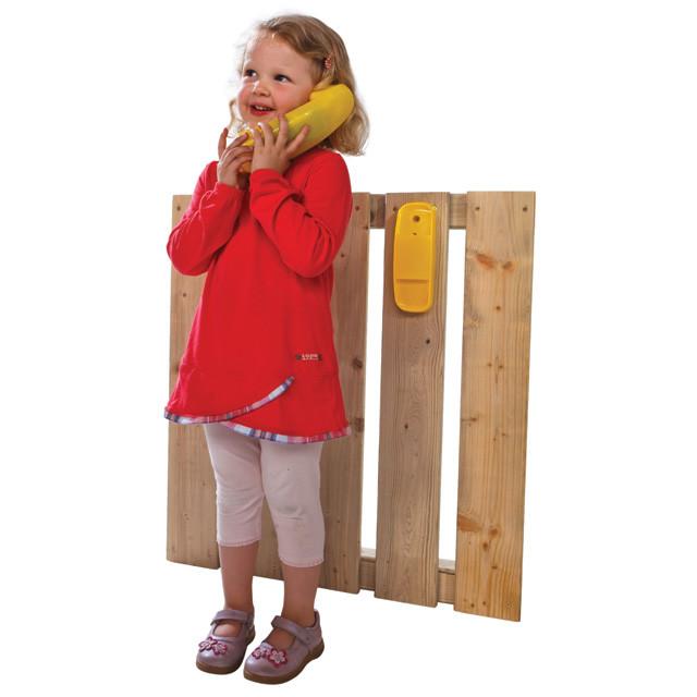 Телефон игровой для детских площадок