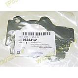 Прокладка корпусу дросельної заслінки Ланос Lanos GM 96353141\96352111, фото 6