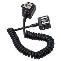 TTL кабель Meike SC-28A для Nikon (Nikon SC-28), 3м.