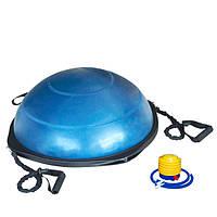 Балансировочная платформа Rising Balance Ball BOSU