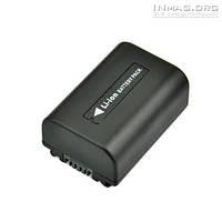 Аккумулятор для видеокамеры Sony NP-FV50, 1080mAh