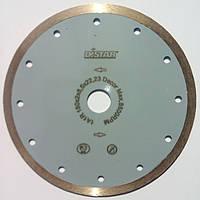 Алмазный диск, для керамической плитки, мрамора чистый рез без сколов, Distar Decor 180x2,0x1,5x8,5x22,2