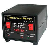 Зарядное устройство MASTER WATT 0.8-5А 12В 2-х режимное